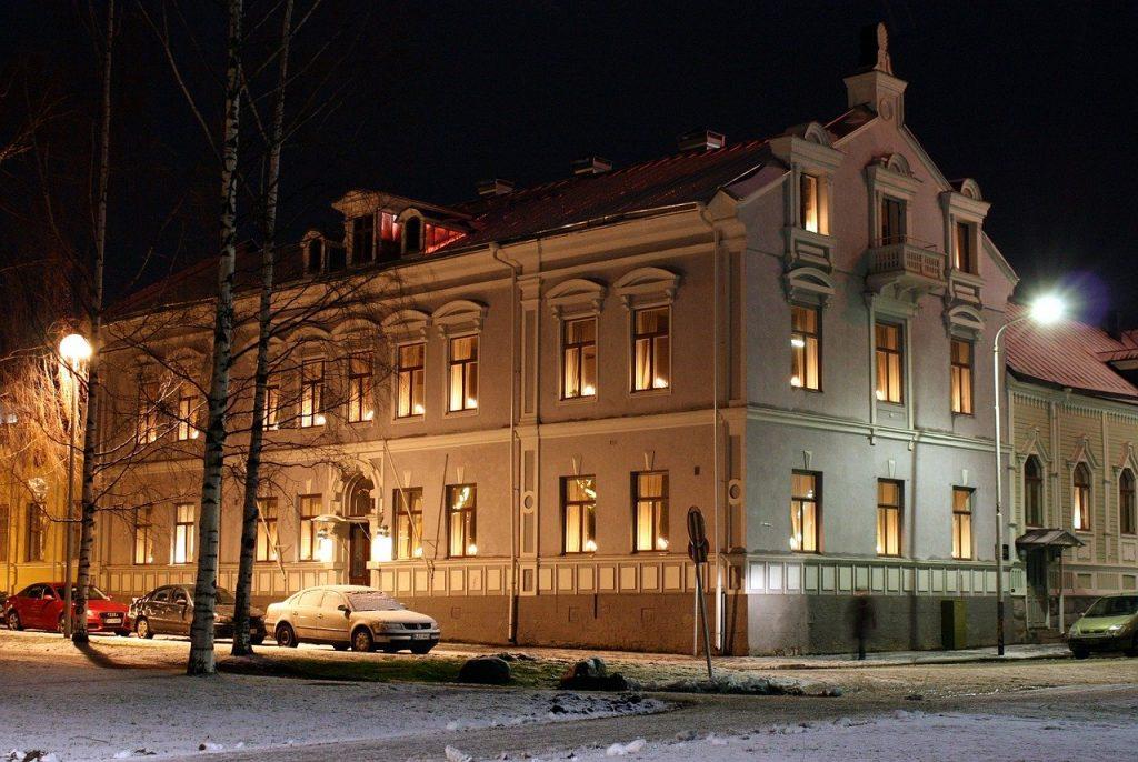 Oulu, oulun keskusta