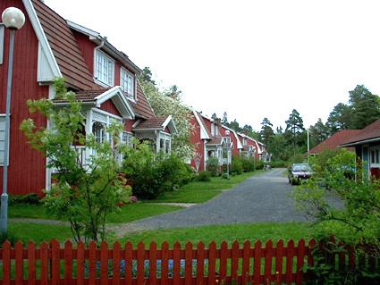 Rakennus-Hangan uudiskohde sijaitsee Porilan kauniin puutalokorttelin läheisyydessä.